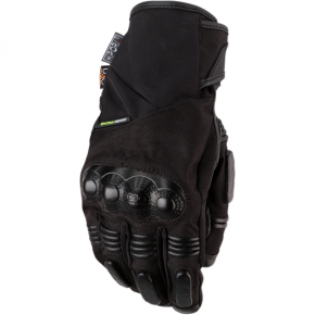 Moose Racing ADV1™ Short Gloves - Black - 2XL