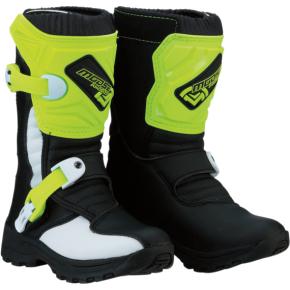 Moose Racing M1.3 Boots - Black/Hi-Viz - Size 13