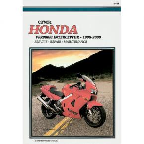 Clymer Manual - Honda VFR800FI