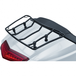 Kuryakyn Adjustable Luggage Rack - Black