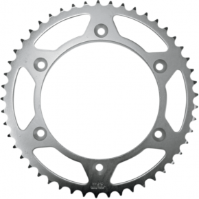 Sunstar Sprockets Steel Rear Sprocket - 50-Tooth - Yamaha