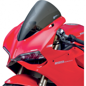Zero Gravity Corsa Windscreen - Smoke - Panigale