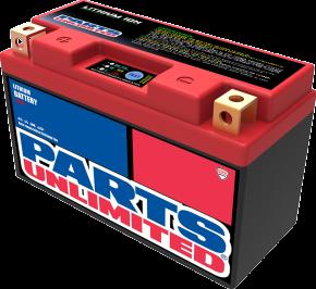 Parts Unlimited Li-Ion Battery - HJT9B-FP