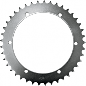 Sunstar Sprockets Steel Rear Sprocket - 42-Tooth - Yamaha