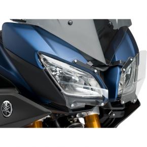 PUIG Protective Headlight Cover - Yamaha - Clear