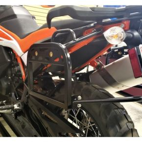 Happy Trails Products Happy Trails SU Side Rack KTM 790 & 890 Adventure & Adventure R