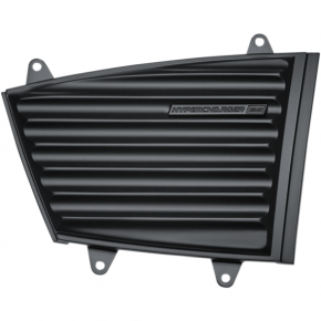 Kuryakyn Cover Hypercharger ES Black