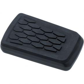 Kuryakyn Hex Brake Pedal Pad - Black