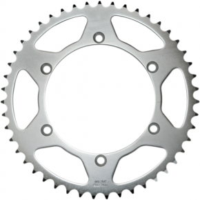 Sunstar Sprockets Steel Rear Sprocket - 48-Tooth - Kawasaki