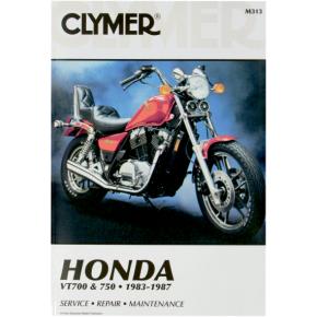 Clymer Manual - Honda VT700/750