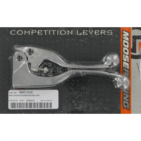 Moose Racing Black Competition Lever Set for XR250/600