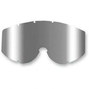 Goggle Lens - Silver Multilayered Mirror