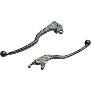 Parts Unlimited Adjustable Right-Hand Lever for Yamaha