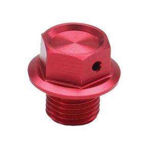 Magnetic Drain Plug ZETA  MAGNETIC DRAIN PLUG (Red)