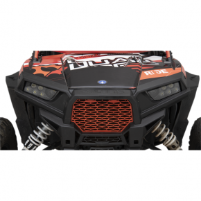 Moose Racing LED Headlight - RZR900/1000 - Clear