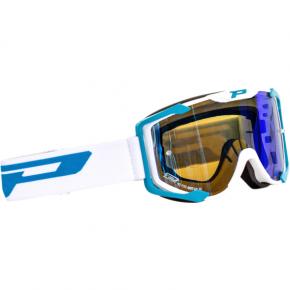 3404 Menace Goggles - Light Blue - Mirror