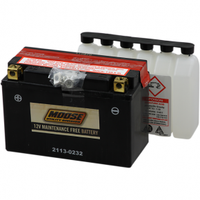 Moose Racing AGM Battery - YT9B-BS