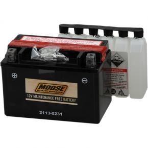 Moose Racing AGM Battery - YTX9-BS