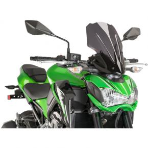 PUIG New Generation Windscreen - Dark Smoke - Z900