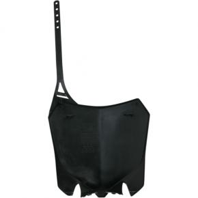 Acerbis Front Number Plate - CRF450R - Black