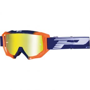 Venom Goggles - Blue/Orange Fluo