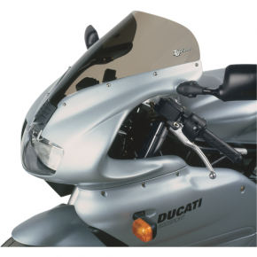 Zero Gravity Sport Winsdscreen - Smoke - Ducati