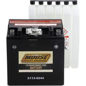 Moose Racing AGM Battery - YIX30L-BS
