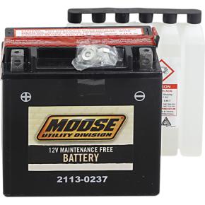 Moose Racing AGM Battery - YTX14-BS