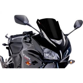 PUIG Race Windscreen - Black - CBR500RR