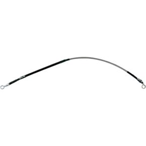 Moose Racing Stainless Steel Brake Line - CRF