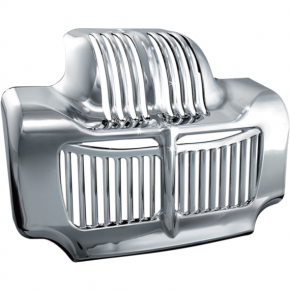Kuryakyn Oil Cooler Cover - Chrome