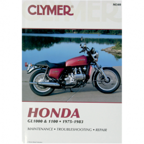 Clymer Manual - Honda GL1000 + 1100