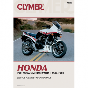 Clymer Manual - Honda VF700-1000 V4