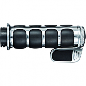 Kuryakyn Chrome ISO®-Grips for TBW