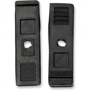 Parts Unlimited Hood Clamp - Ski-Doo - 2 Pack