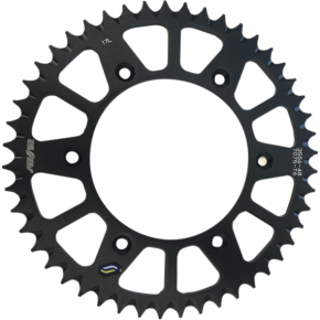 Sunstar Sprockets Rear Sprocket - 48-Tooth - Beta - Black