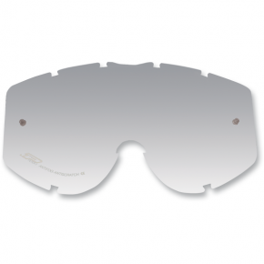 Goggle Lens - Clear - Dual