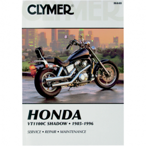 Clymer Manual - Honda VT1100 Shadow