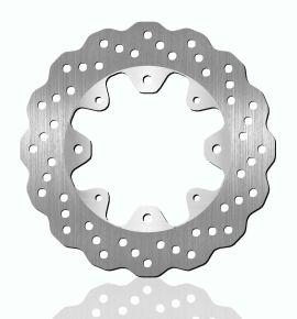 Bikemaster Brake Rotors for Street - Silver - 1759X