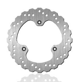 Bikemaster Brake Rotors for Street - Silver - 148X