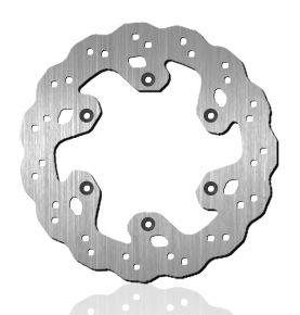 Bikemaster Brake Rotors for Offroad - Silver - 329X