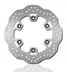 Bikemaster Brake Rotors for Street - Silver - 636X