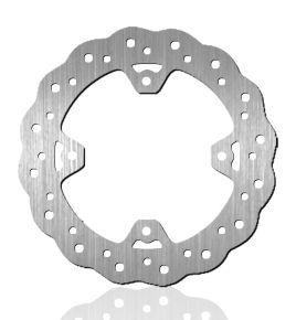 Bikemaster Brake Rotors for Offroad - Silver - 654X
