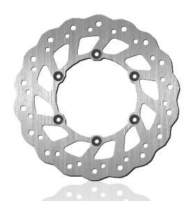 Bikemaster Brake Rotors for Offroad - Silver - 675X