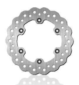Bikemaster Brake Rotors for Offroad - Silver - 676X