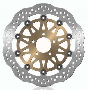 Bikemaster Brake Rotors for Street - Silver - 776X