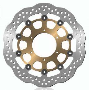 Bikemaster Brake Rotors for Street - Silver - 788X