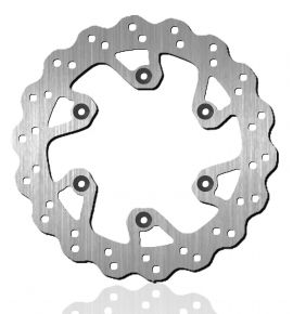 Bikemaster Brake Rotors for Offroad - Silver - 789X