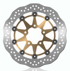 Bikemaster Brake Rotors for Street - Silver - 790X