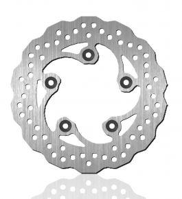 Bikemaster Brake Rotors for Street - Silver - 791X